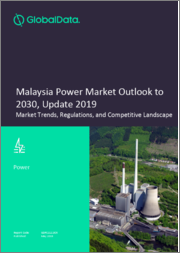 Malaysia Power Market Outlook to 2025, Update 2015 - Market Trends, Regulations, and Competitive Landscape